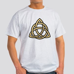 Triquetra, Charmed, Book of Shadows Light T-Shirt