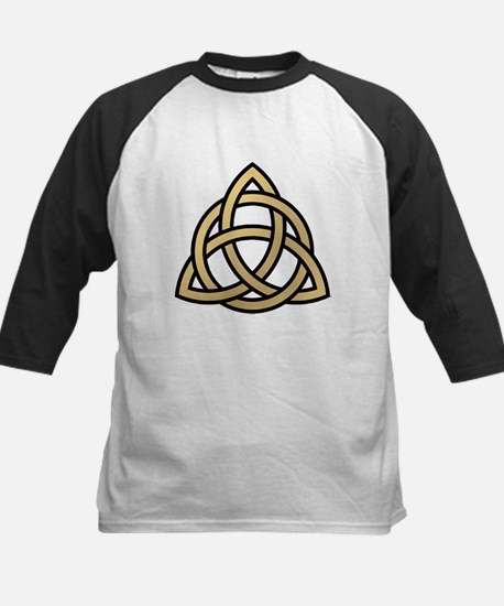 Triquetra, Charmed, Book of S Kids Baseball Jersey