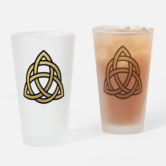 Triquetra, Charmed, Book of Shadows Drinking Glass