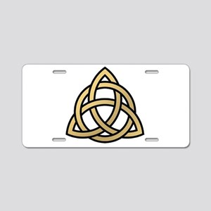 Triquetra, Charmed, Book of Aluminum License Plate
