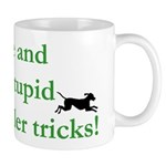 Stupid Handler Tricks Mug