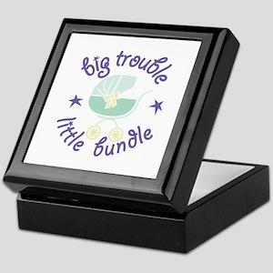 Little Bundle Keepsake Box