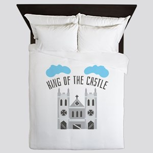 King Of Castle Queen Duvet