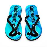 Swimmer Flip Flops