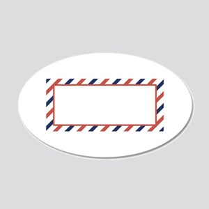 Air Mail Sticker Wall Decal