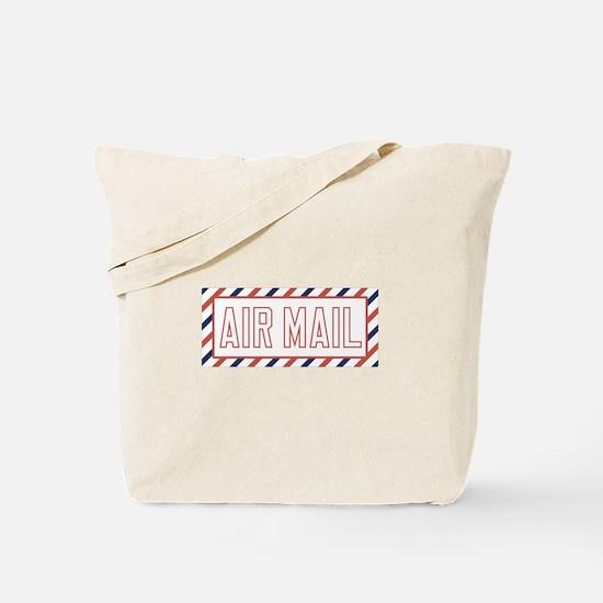 Air Mail Tote Bag