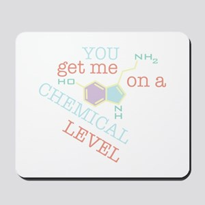 Chemical Level Mousepad