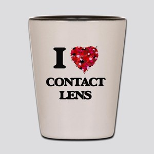 I love Contact Lens Shot Glass