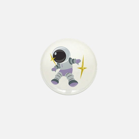 Future Astronaut Mini Button (10 pack)