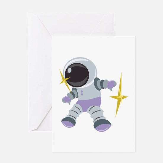 Future Astronaut Greeting Cards