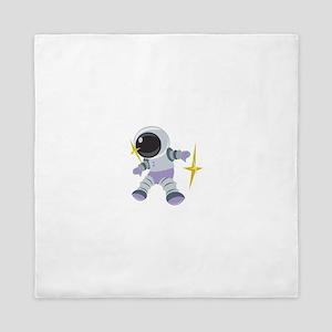 Future Astronaut Queen Duvet