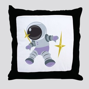 Future Astronaut Throw Pillow