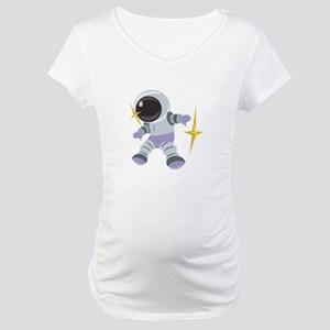 Future Astronaut Maternity T-Shirt