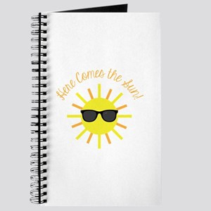 Here Comes The Sun Journal