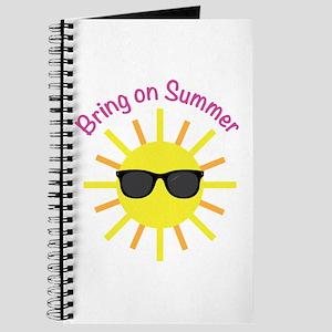Bring On Summer Journal