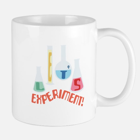 Lets Experiment! Mugs