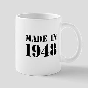 Made in 1948 Mugs