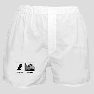 Snowboarding Boxer Shorts