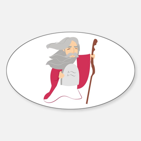 Moses Decal