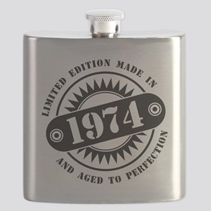 LIMITED EDITION MADE IN 1974 Flask