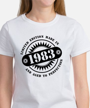 LIMITED EDITION MADE IN 1983 T-Shirt