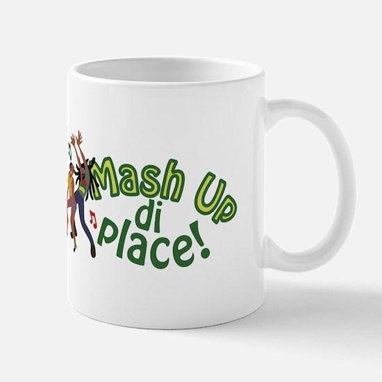 Mash Up Di Place Mugs