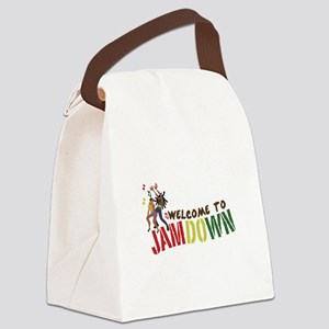 Welcome to Jamdown Canvas Lunch Bag