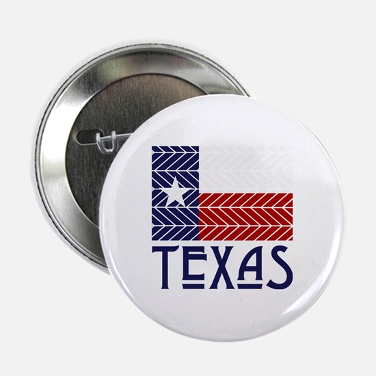 "Chevron Texas 2.25"" Button"
