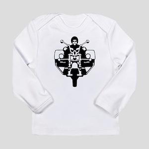 trike biker Long Sleeve T-Shirt
