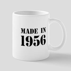 Made in 1956 Mugs