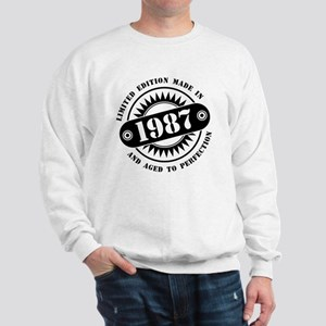 LIMITED EDITION MADE IN 1987 Sweatshirt