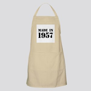 Made in 1957 Apron
