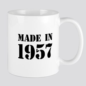 Made in 1957 Mugs