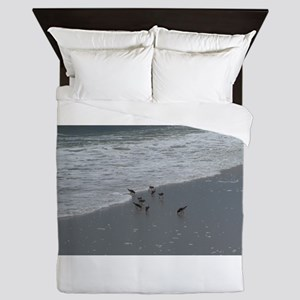 Hungry Pipers Queen Duvet