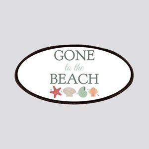 Gone To Beach Patch