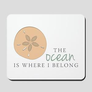The Ocean Mousepad
