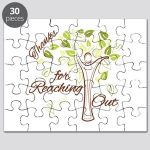 Reaching Out Puzzle