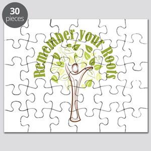 Remember Your Roots Puzzle