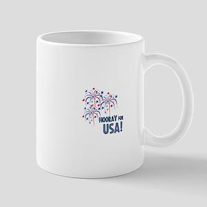 Hooray For USA Mugs