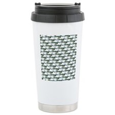 Dunkleosteus pattern Travel Mug
