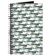 Dunkleosteus pattern Journal