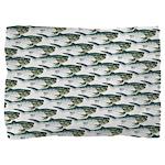 Dunkleosteus pattern Pillow Sham