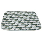 Dunkleosteus pattern Bathmat