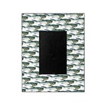 Dunkleosteus pattern Picture Frame