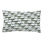 Dunkleosteus pattern Pillow Case