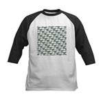 Dunkleosteus pattern Baseball Jersey