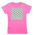 Dunkleosteus pattern Girl's Tee