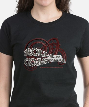 Youtube channel Roller Coaster RWS T-Shirt