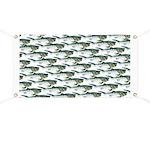 Dunkleosteus pattern Banner