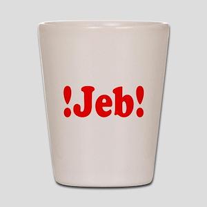 Latinos for Jeb Bush 2016 Shot Glass